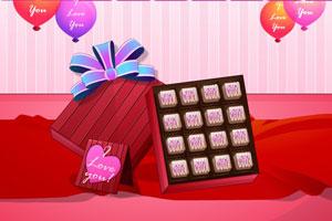 巧克力礼品盒
