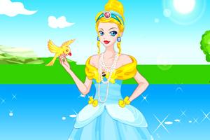 《童话世界的公主》游戏画面1