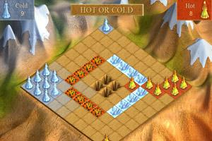 《冰火女神之战》游戏画面1