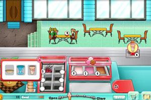 《安娜冰淇淋店2》游戏画面1