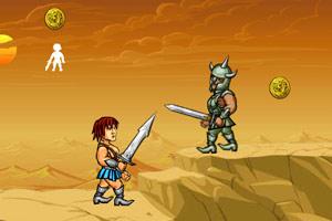 《传奇战士》游戏画面1