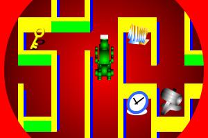 《ROBO迷宫》游戏画面1