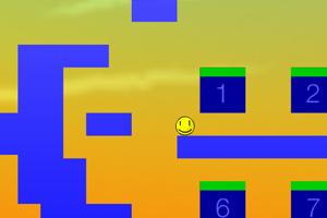 《黄色小球冒险记》截图1