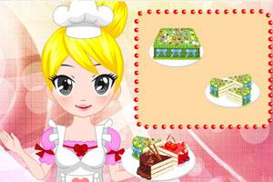 《蛋糕店》游戏画面1