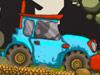 农场拖拉机