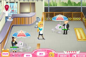 《情侣玫瑰餐馆2》游戏画面1