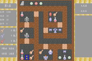 《魔塔60层》游戏画面1