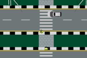 《交通流量高峰》游戏画面1