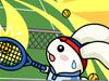 萌兔网球练习