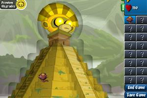 《小猴子守城4V1.17版》游戏画面1