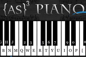 《模拟钢琴》游戏画面1