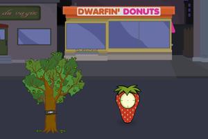 《草莓时钟冒险》游戏画面1