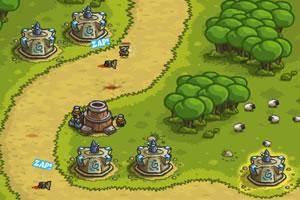 《皇家守卫军无敌版》游戏画面1