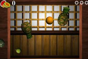 《水果切切切》游戏画面1