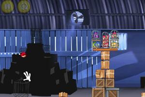 《愤怒的小鸟里约版》游戏画面1