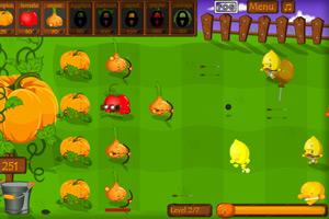 《蔬菜大战水果》游戏画面1