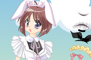 《日漫萝莉美少女》游戏画面1