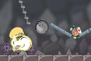 《重力反击小人2僵尸小人修改版》游戏画面1