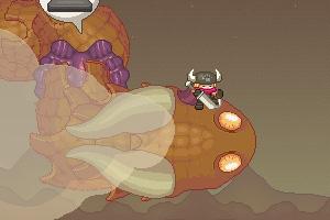 《屠龙小勇士无敌版》游戏画面1