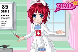 《漂亮小护士》游戏画面1