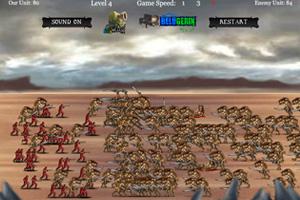 《英雄战斗3变态版》游戏画面1