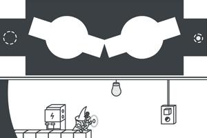 《灯泡魔术师》游戏画面1