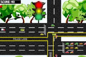 《交通指挥警察》游戏画面1