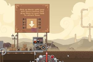 《蒸汽王国增强版》游戏画面1