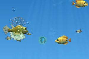 《吞吞鱼》游戏画面1