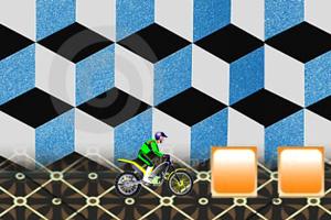 《摩托技巧之箱子世界》游戏画面1