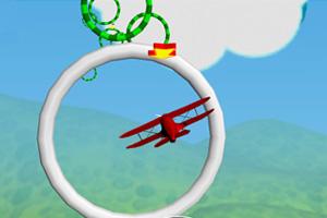《3D战机飞行训练》游戏画面1