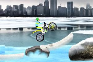 《摩托技巧之极限零度》游戏画面1