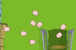 《赶猪入圈》游戏画面1