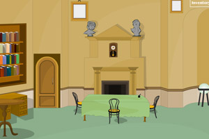 《逃出宫图书馆》游戏画面1