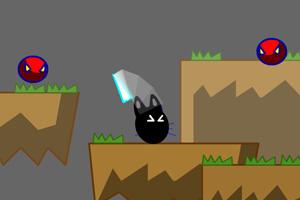 《闪电猫闯关》游戏画面1