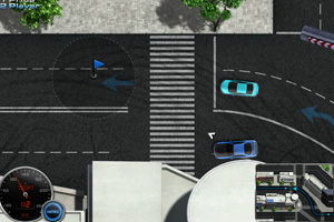 《东京汽车拉力赛》游戏画面1