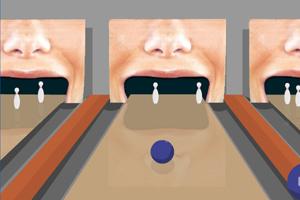 《趣味保龄球》游戏画面1