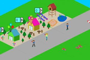 《建造动物园》游戏画面1