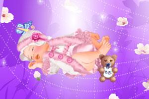 《我的可爱宝贝》游戏画面1