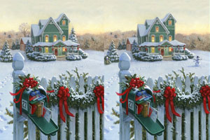 《温暖的圣诞节》游戏画面1
