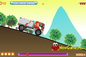 《消防运输车》游戏画面1