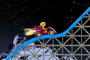 《新年火箭过山车》游戏画面1