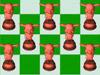 西洋的跳棋