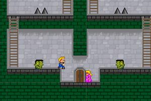 《王子公主闯鬼城》游戏画面1