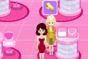 《新娘购物》游戏画面1