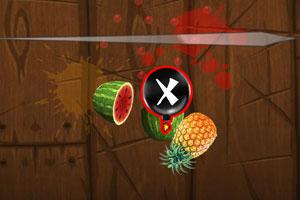 《快刀水果忍者》截图1