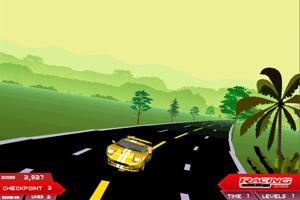 《反向急速赛车》游戏画面1