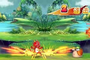 《卡西龙之龙传奇无敌版》游戏画面1