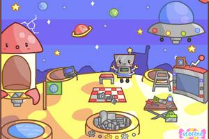 《太空蛋里的世界》游戏画面1
