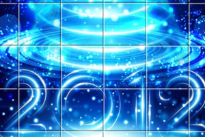 《新年2012拼图》游戏画面1